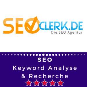 Keyword Analyse & Recherche