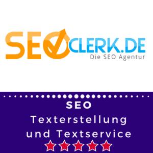 Texterstellung und Textservice